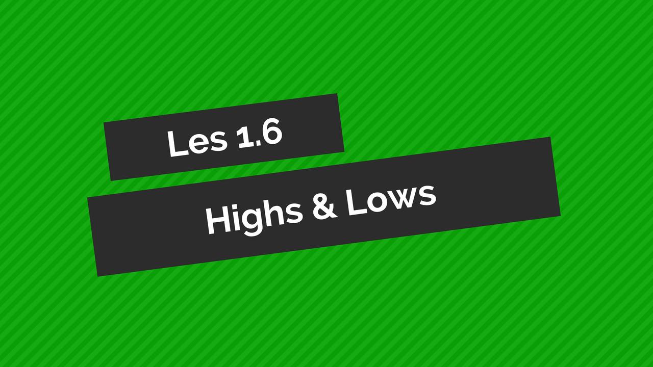 highs-en-lows