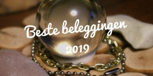 beste beleggingen 2019