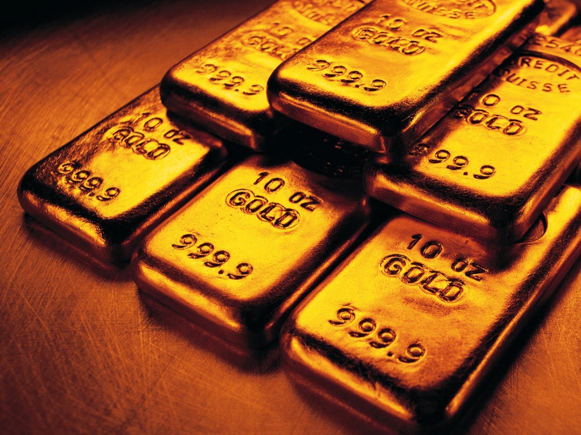 Fysiek goud kopen