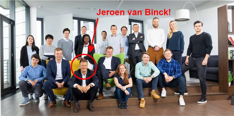 Jeroen Sonsma ex-BinckBank