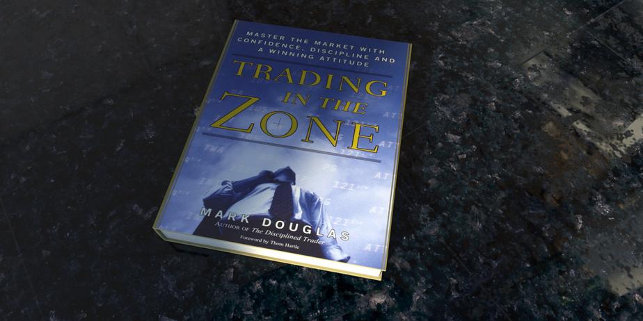 Boek Trading in the Zone