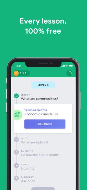 Investmate app